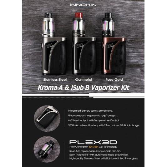 Innokin Kroma-A & iSub-B Vaporizer Kit